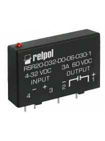RSR20-D32-A0-24-030-0 - Solid state relay