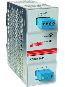 RZI120-24-P - Power supplies, 120W, 24 VDC for industrial automation