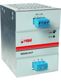 RZI240-24-P - Power supplies, 240W, 24 VDC, for industrial automation