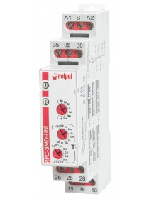 RPC-3MD-UNI - Time relay, 3...